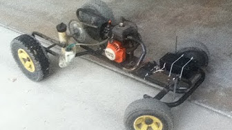 Donsdeals Blog Hacked R C Lawn Mower Homemade Radio Controlled