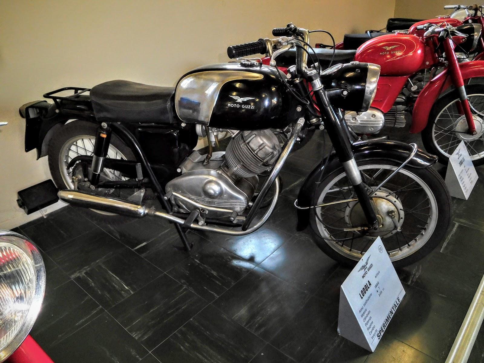 Tigho NYDucati: 1960 Moto Guzzi Lodola