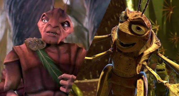 The Animation Way A Bug S Life Vs Antz Spoilers