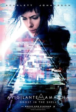 Post Em Destaque: Ghost in the Shell (2017)