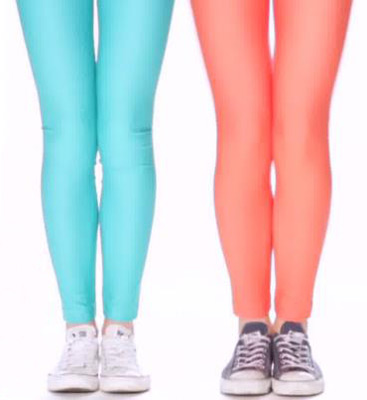 leggings push up Calzedonia colores