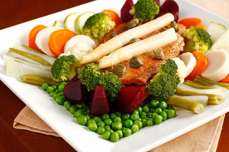 prato vegetal
