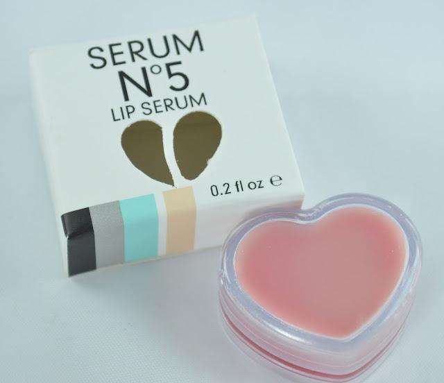Serum No. 5 Sangria Lip Serum