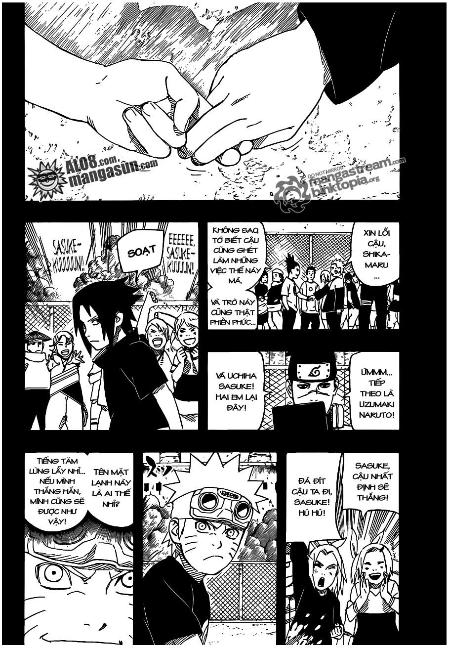 Naruto chap 538 Trang 8 - Mangak.info