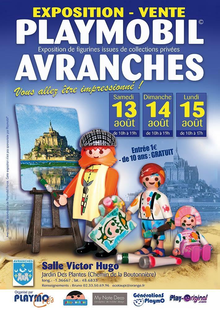 2nd Expo Vente à Avranches, 13-14-15 août 2016