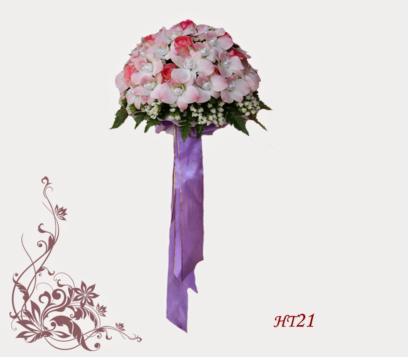 Bộ sưu tập hoa cưới cầm tay cô dâu đẹp nhất