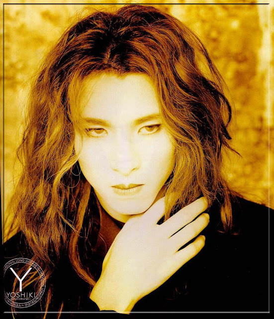 Long Hairstyles✿Yoshiki X Japan