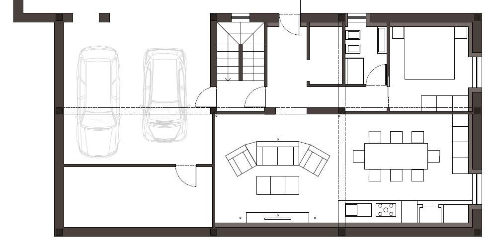 Cafelab presenta i nuovi interni di una villa sul lago for Piani di casa con due master suite al primo piano