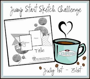 July Jump Start Sketch Challenge