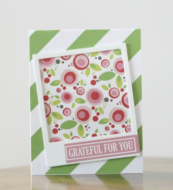 Amy Tsuruta Chickaniddy Crafts spring card 3
