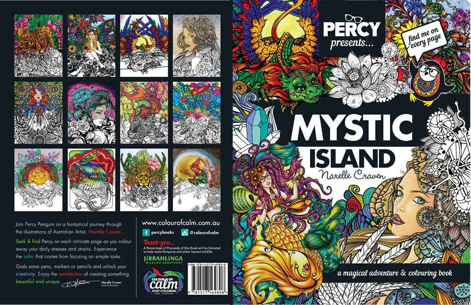 Percy Presents Mystic Island