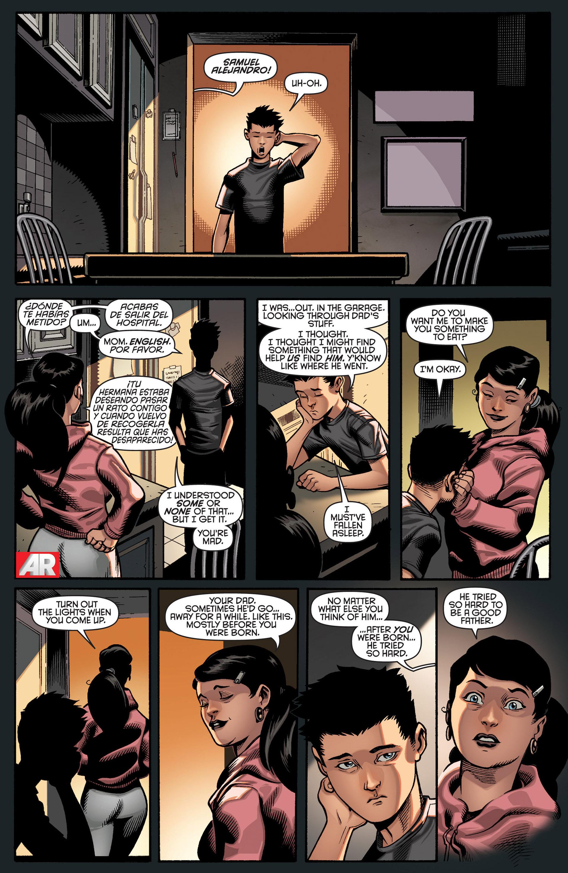 Nova (2013) - Chapter  3 | pic 9