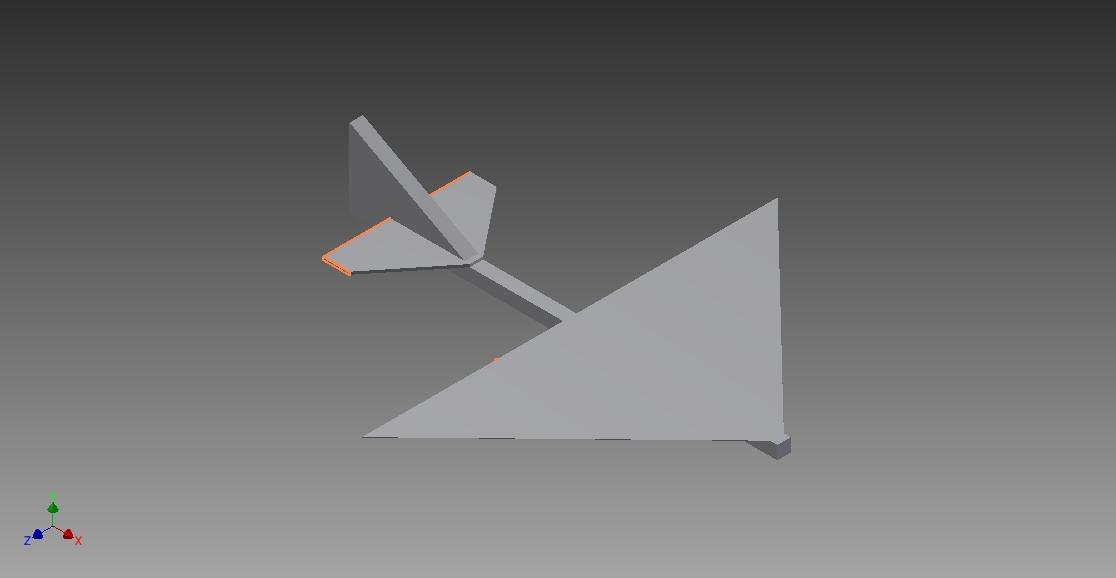 Balsa Wood Glider Templates