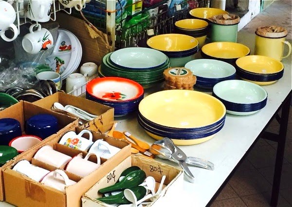 Mum In The Making Home Old Fashioned Enamelware And