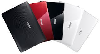 Harga Laptop ASUS Terbaru November 2012