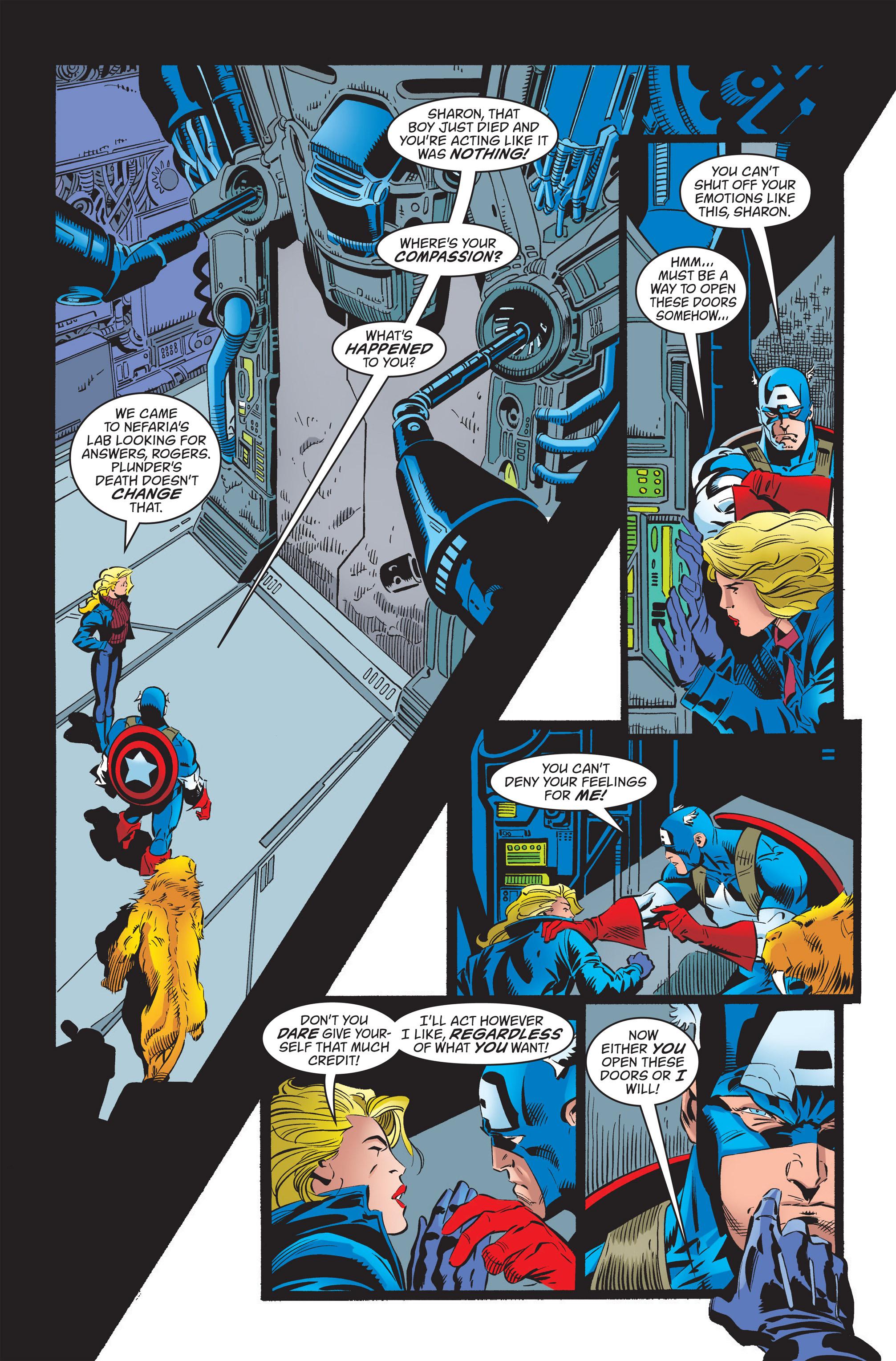 Captain America (1998) Issue #31 #37 - English 10