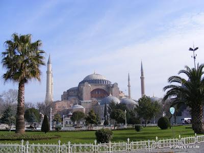 Aya Sofya or Haghia Sophia, Istanbul