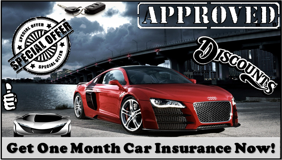 Auto Insurance Policies For One Month