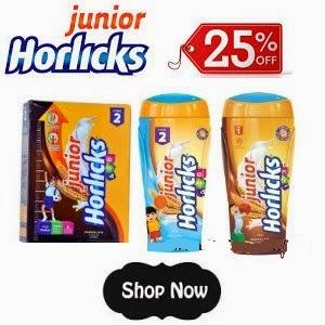Amazon: Buy Horlicks upto 20% off + Rs. 250 Amazon Gift voucher on Rs. 1000 – Buytoearn
