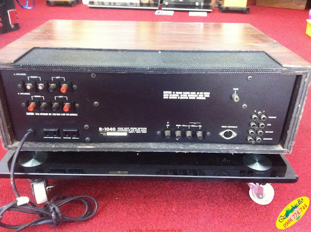 Amply Luxman 1040 - Made in Japan