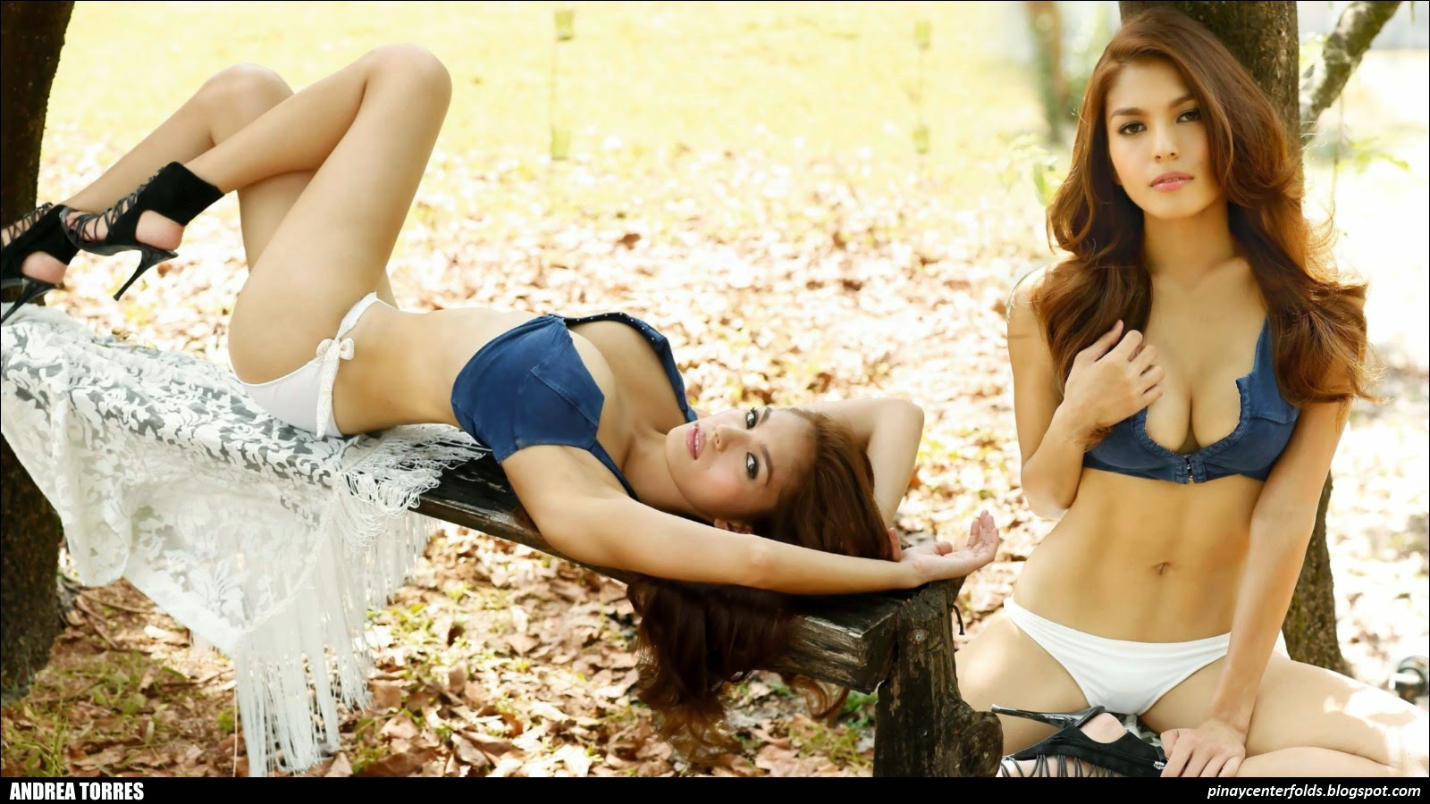 Andrea Torres In FHM 2