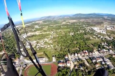 Paragliding Ljubuški