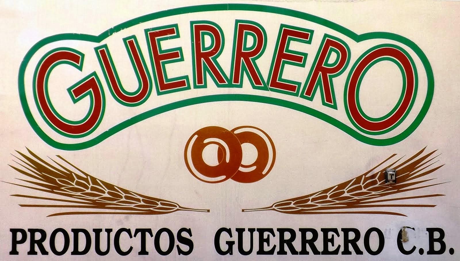 PRODUCTOS GUERRERO CB
