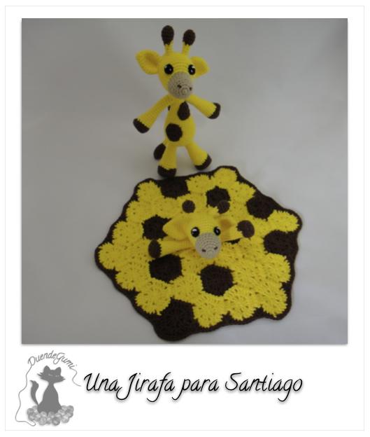 Duende Gumi: Una Jirafa para Santiago