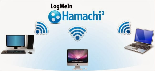 شرح برنامج LogMeIn Hamachi