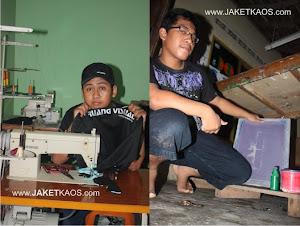 Bikin Kaos dan jaket Online