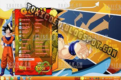 Windows 7 Goku Teması
