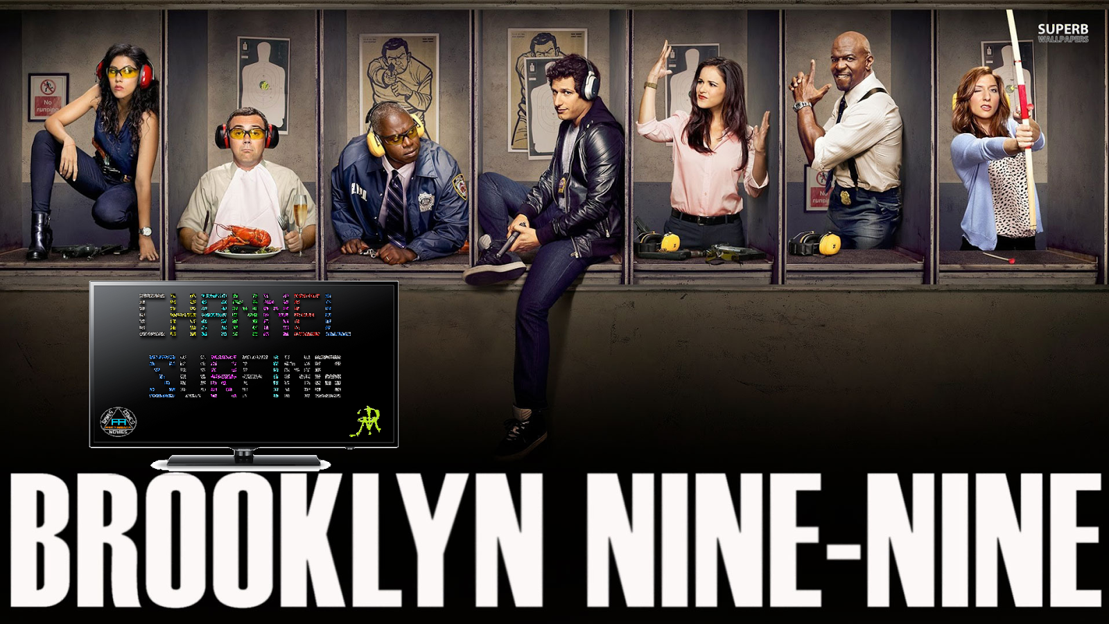 Brooklyn Nine Nine fourth episode free online