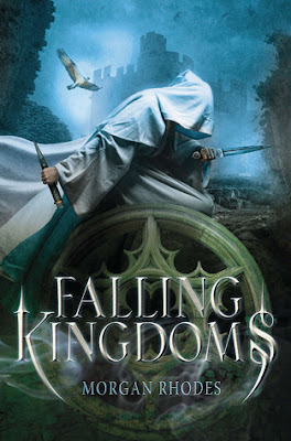 Falling Kingdoms by morgan rhodes review
