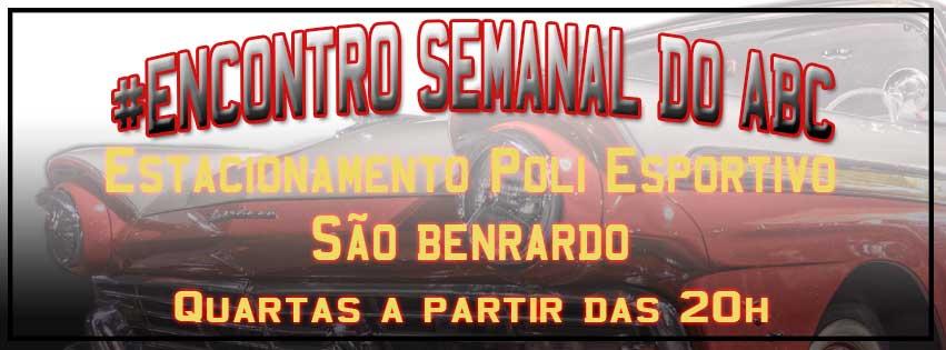 ENCONTRO SEMANAL DO ABC