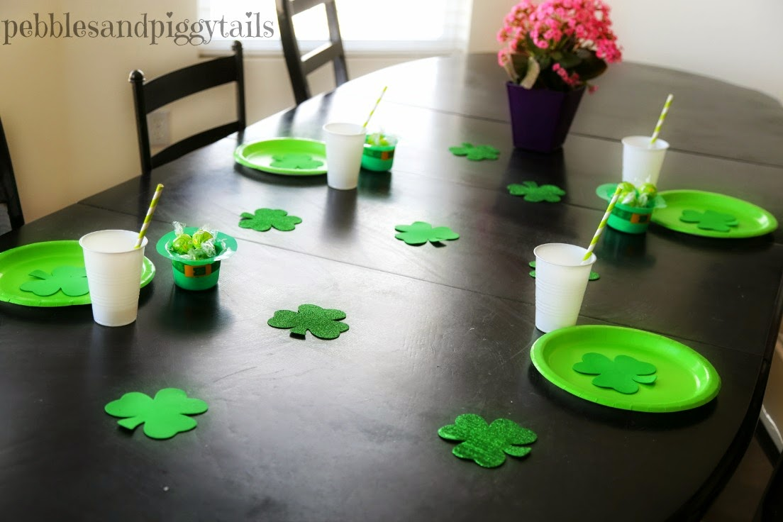 Green Food Dinner Ideas for St. Patrick\'s Day | Making Life Blissful