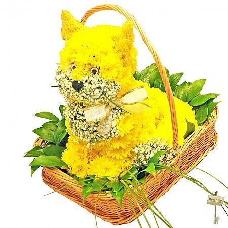 Flower Puppets