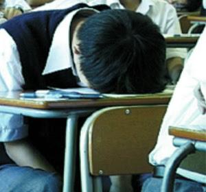 Lima Efek Negatif Kurang Tidur Bagi Kesehatan Remaja