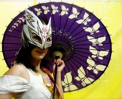 Kitzune Nanoko - Lucha Libre AAA