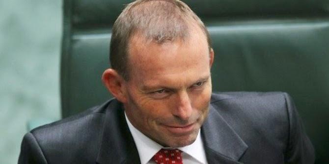 77 persen rakyat Australia anggap Tony Abbott sombong