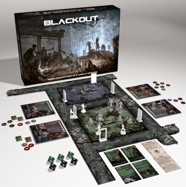 Blackout Kickstarter board game