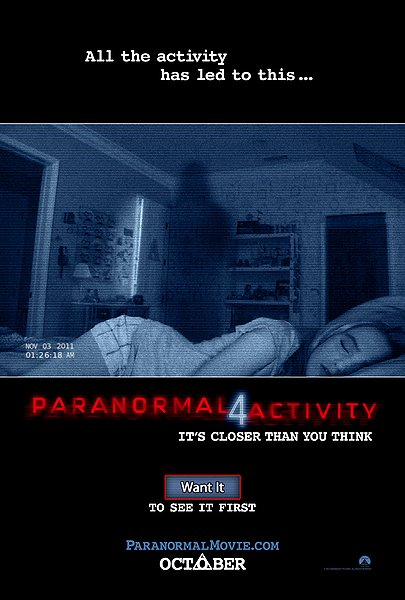 paranormal activity 4,