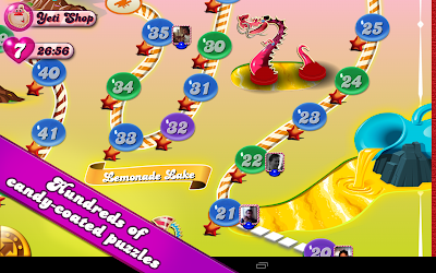Candy Crush Saga 1.19 Apk Mod Full Version Unlimited Lives Download-iANDROID Games