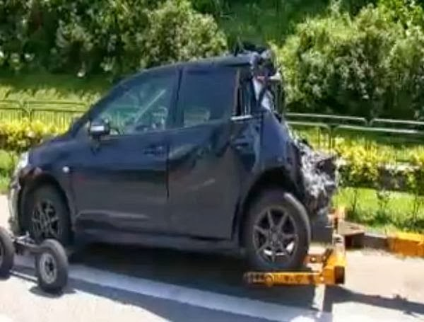 seletar expressway accident