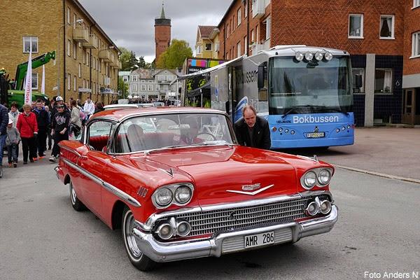 Trafikens dag, Säffle, bil, veteranbil, bilar, veteranbilar, raggare, raggarbilar, raggarbil, amerikanare