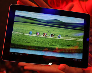 Huawei MediaPad 10 FHD Hands-on Photo