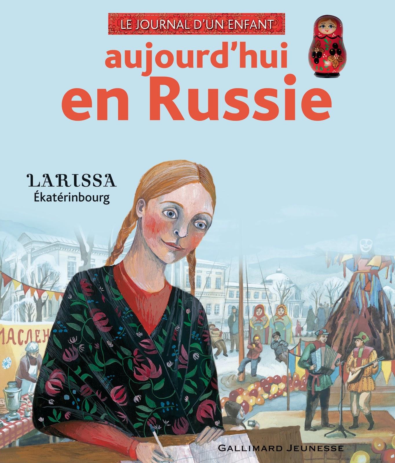 journal d'un enfant en Russie