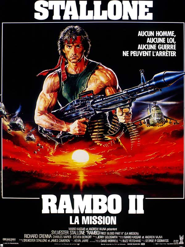 Assistir O Filme Rambo 2