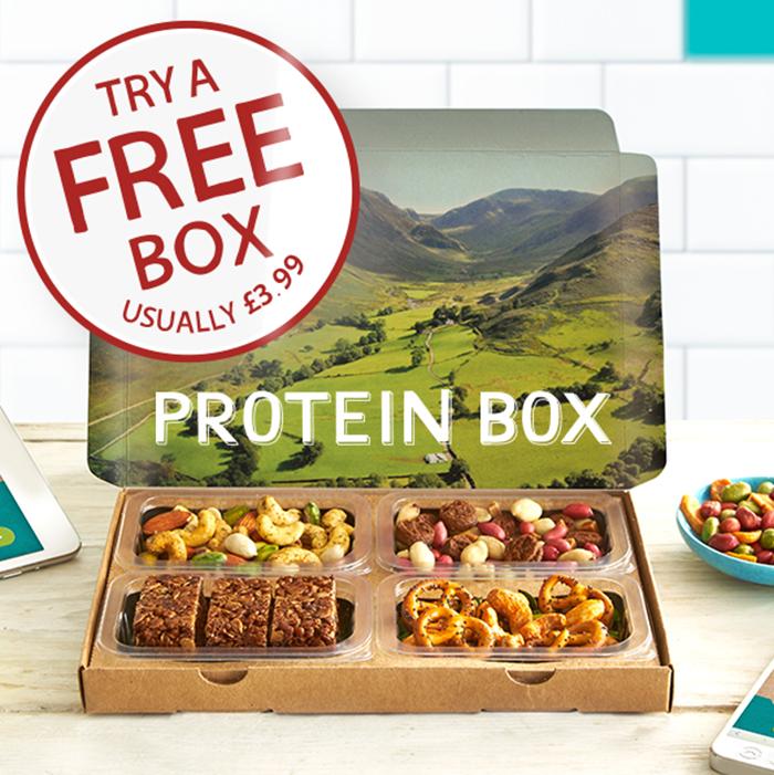 Graze Protein Box