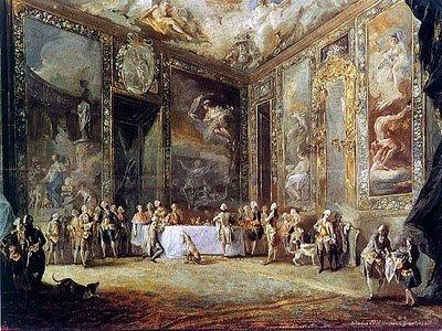 El almuerzo de Carlos III. Cómo se ponía la mesa del Rey de España