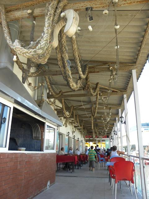 Fish Market Kusadasi